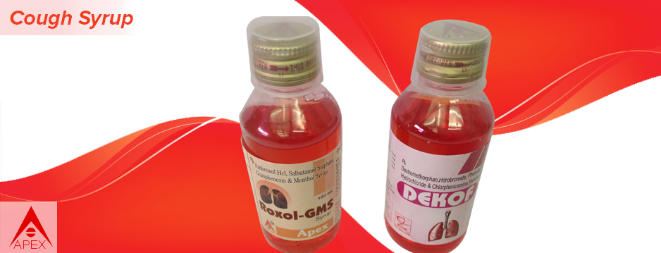 cough syrup | APEX FORMULATIONS PVT LTD